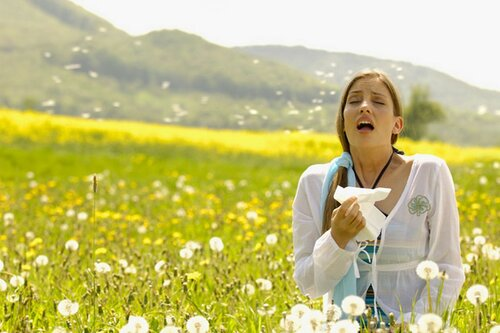 Что же делать аллергику весной в Молдове?