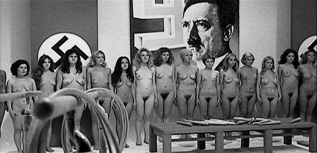 Порно фашизм лагерь