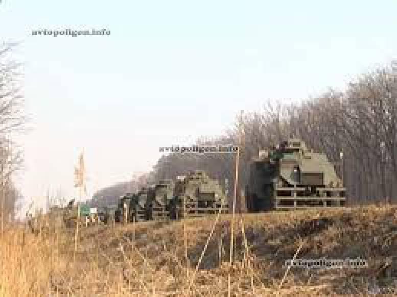 С бронетранспортеров, доставленных на оккупированный Донбасс, украли вооружение, - разведка