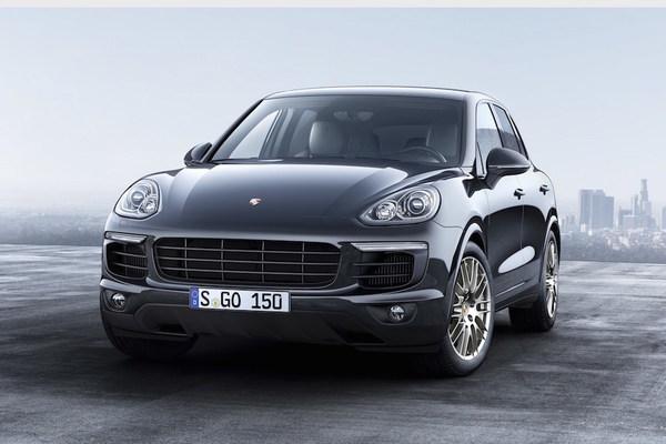 Porsche представил Cayenne для автолюбителей из России