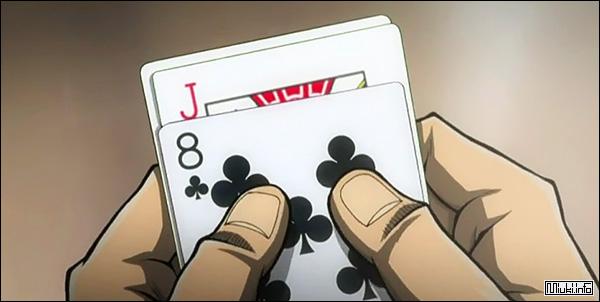 Кайдзи. Японский аниме-сериал об азартных играх
