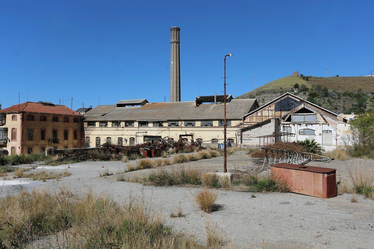 Мотриль. Сахарная фабрика Девы Пилар (Azucarera Nuestra Señora del Pilar)