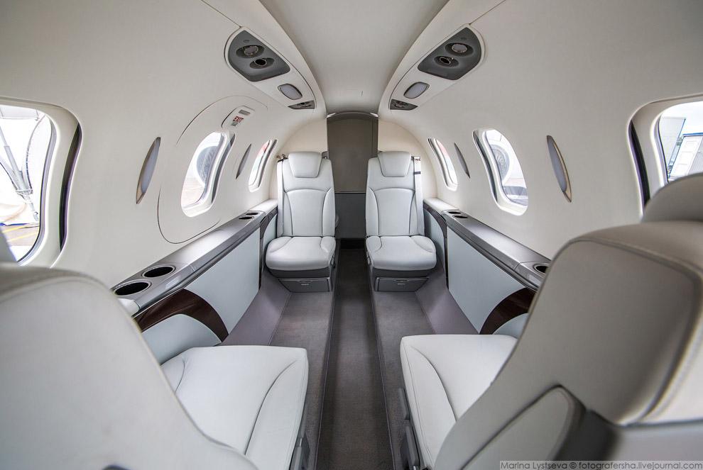 7. Airbus представил свою самую популярную модель бизнес-джета — ACJ319.