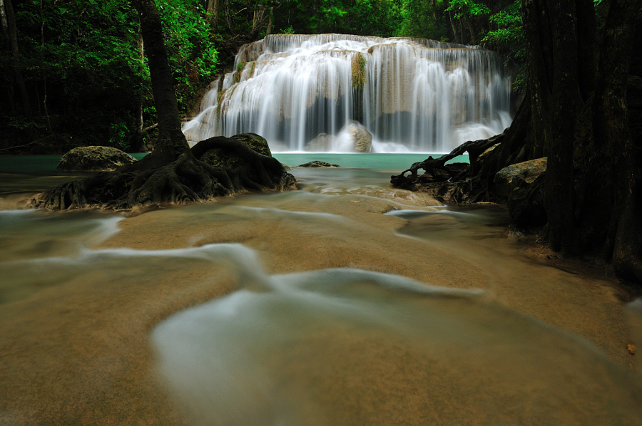 Природные бассейны мира, от которых захватывает дух