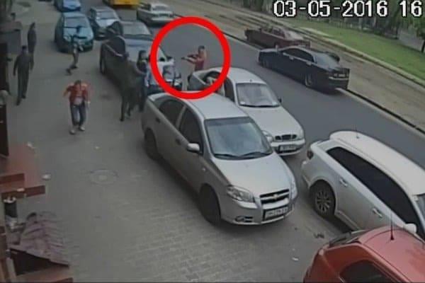 Меру пресечения подозреваемому внападении на репортеров местного канала выберут вОдессе
