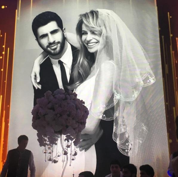 Детали ифото— Свадьба Саркиса Карапетяна