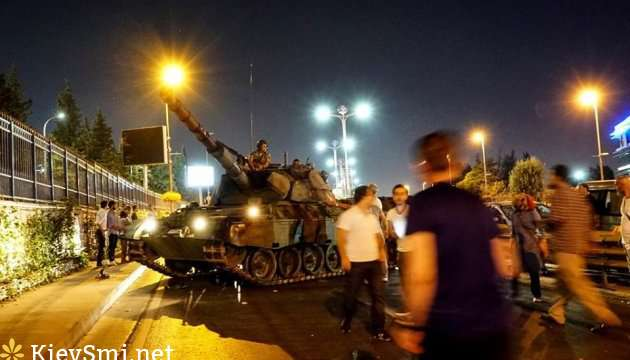 Турецкая кинокомпания снимет сериал опопытке государственного переворота