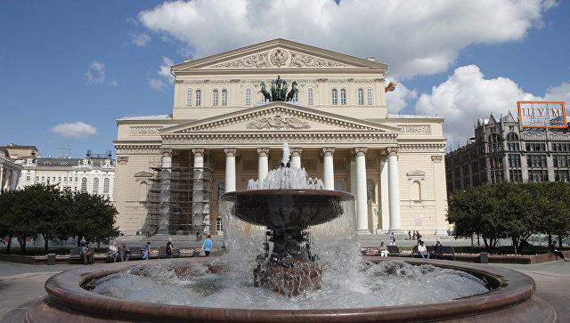 В огромном театре стартует 1-ый Фестиваль музыкальных театров Российской Федерации