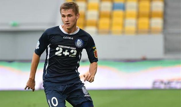 ВГермании сказали , что хавбек «Динамо» (Киев) перешёл вклуб 2-ой  Бундеслиги