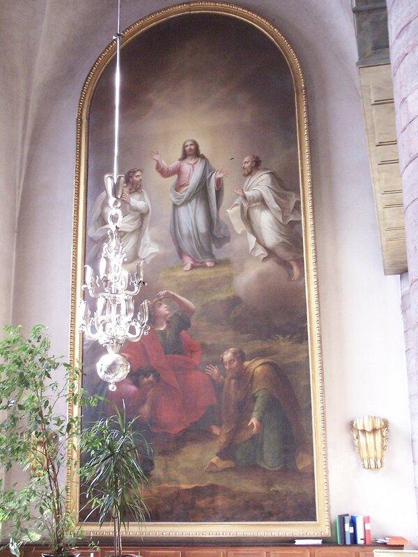 Jakobs kyrka painting