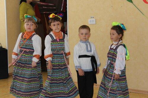 День семьи в Куйбышеве