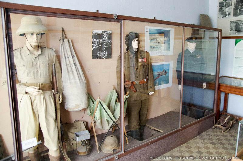 Музей на демаркационной линии в Рокицани, Чехия