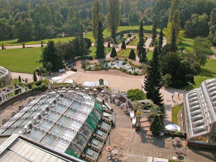 Botanischer Garten und Museen