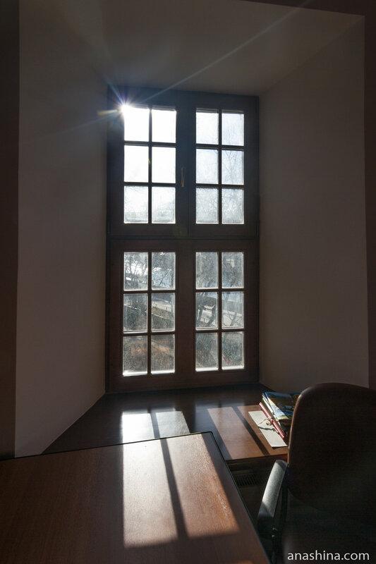 Окно, палаты Аверкия Кириллова