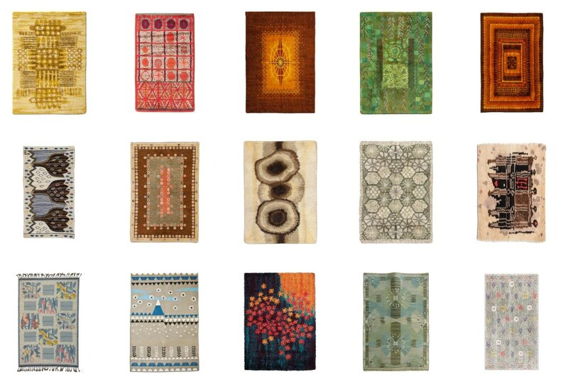 Nordic rugs by ihelen