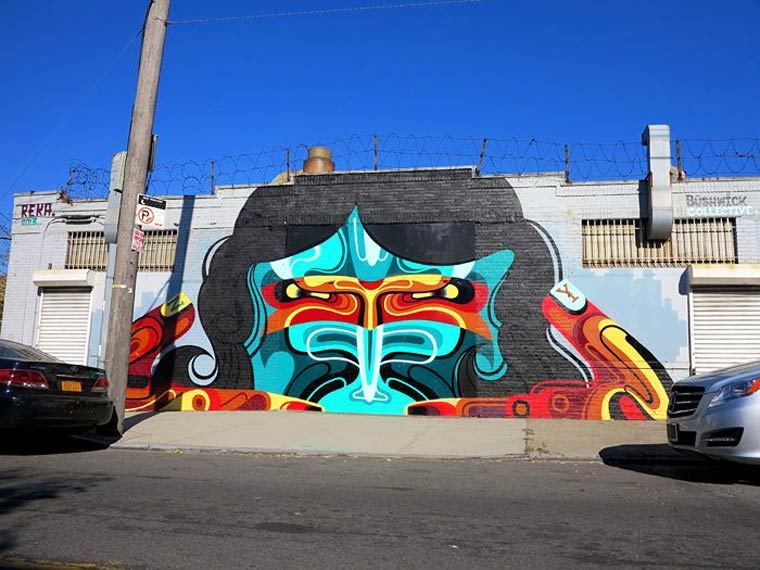 RekaOne - The street art of James Reka