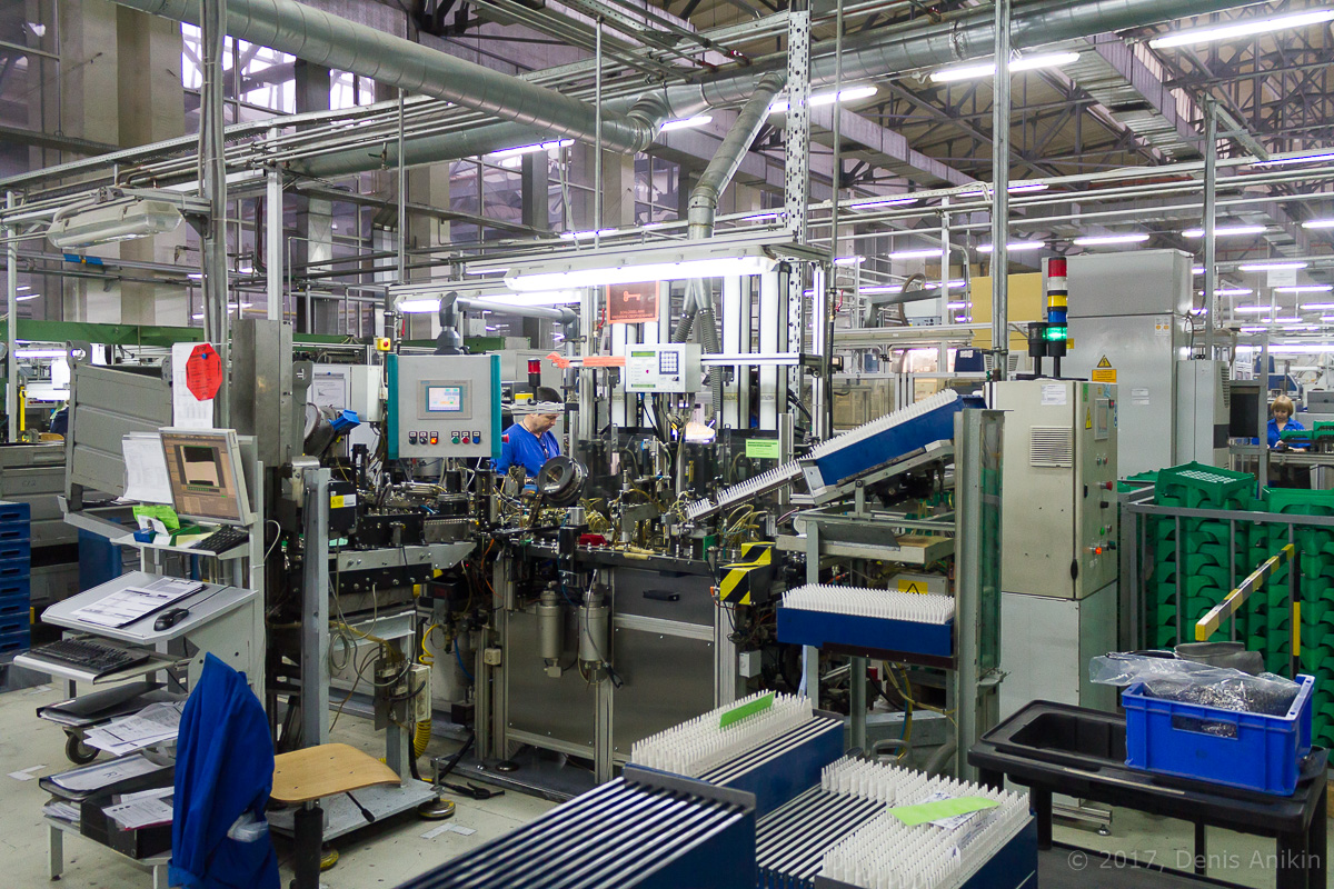 Bosch Энгельс производство свечей зажигания фото 20