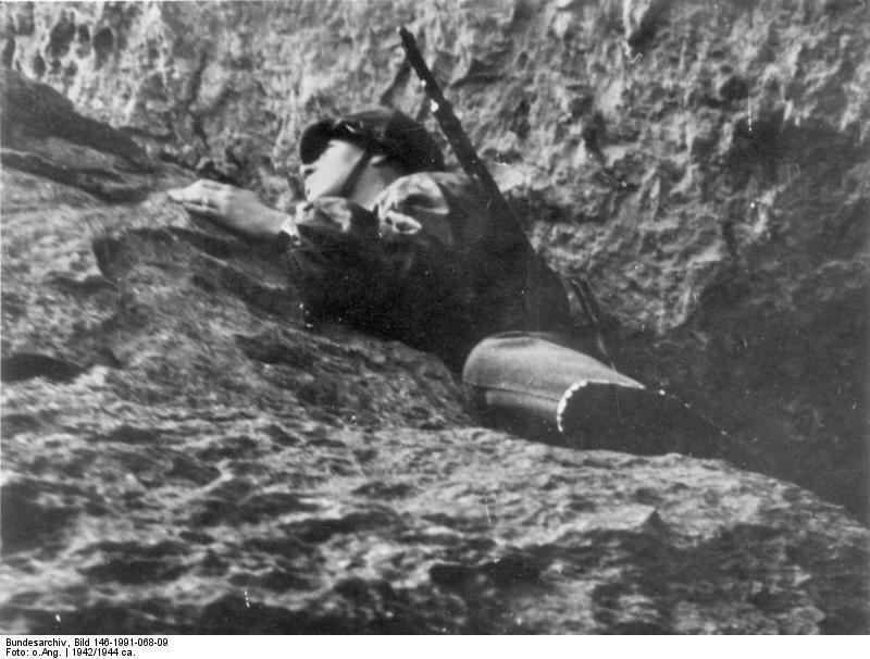 SS-Karstwehr-Bataillon, Ausbildung