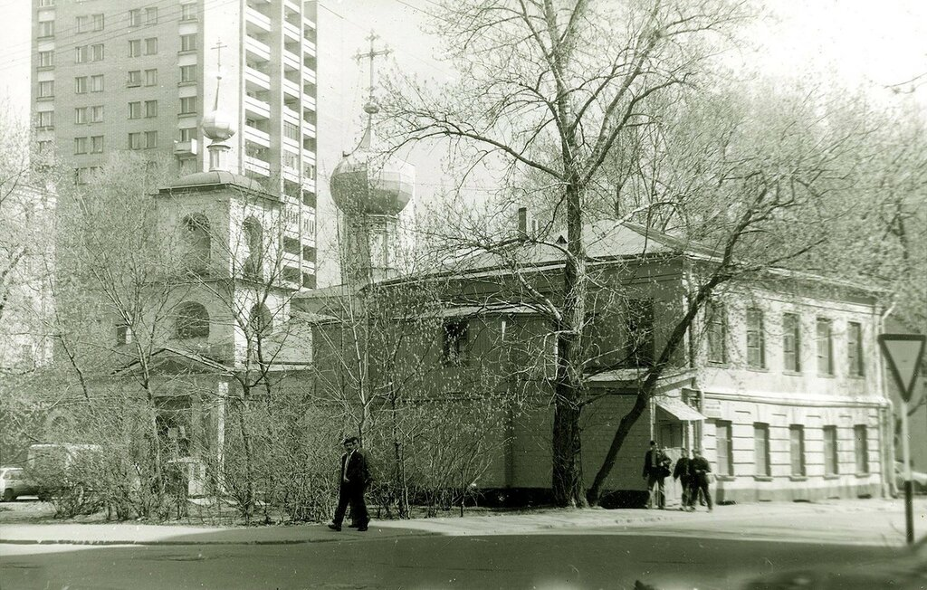 Улица Рылеева (Гагаринский переулок).А Рубинин
