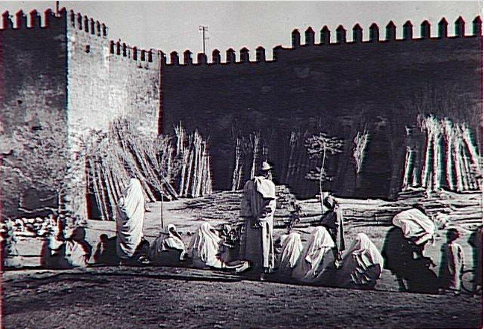 1951. Фес (Марокко)