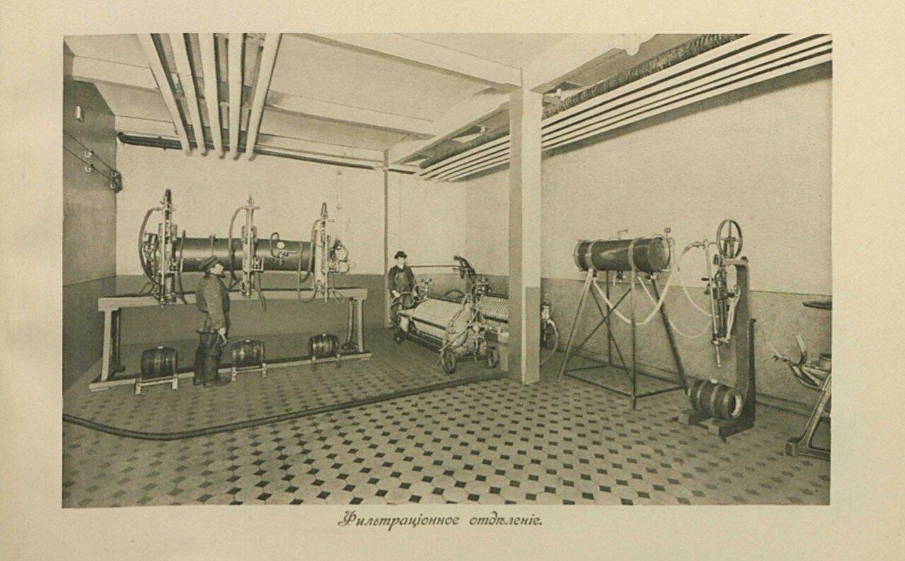 11. Фильтрационное отделение