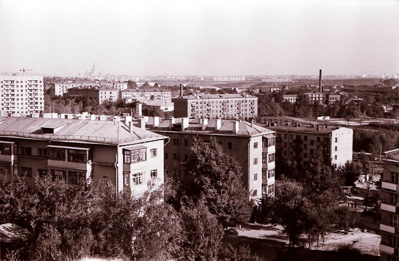 1968. Улица Гришина