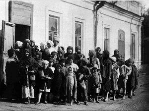 Челябинск. Столовая № 1 Губкомгола. 1922