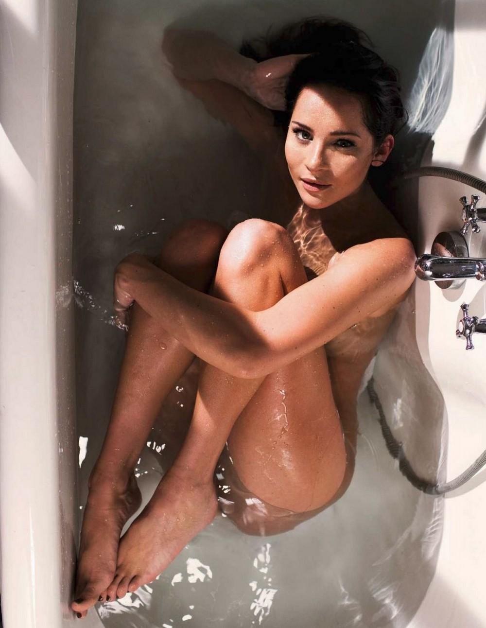 Николь Миет в журнале Playboy