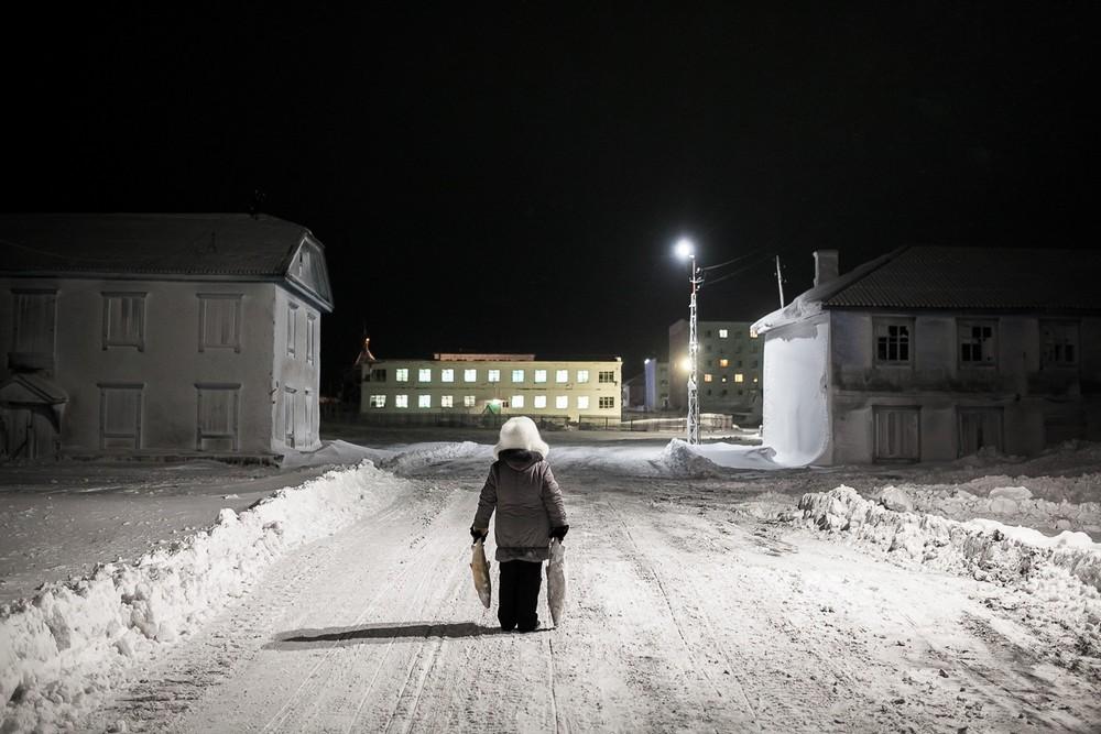 Жизнь в самом северном поселке России