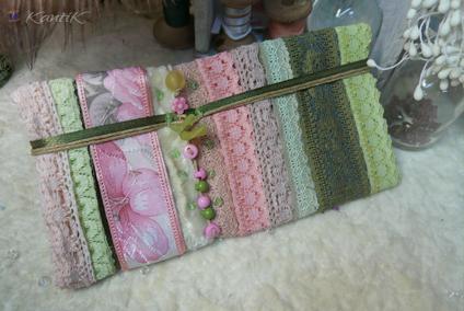 набор для рукоделия текстиль хлопок фурнитура