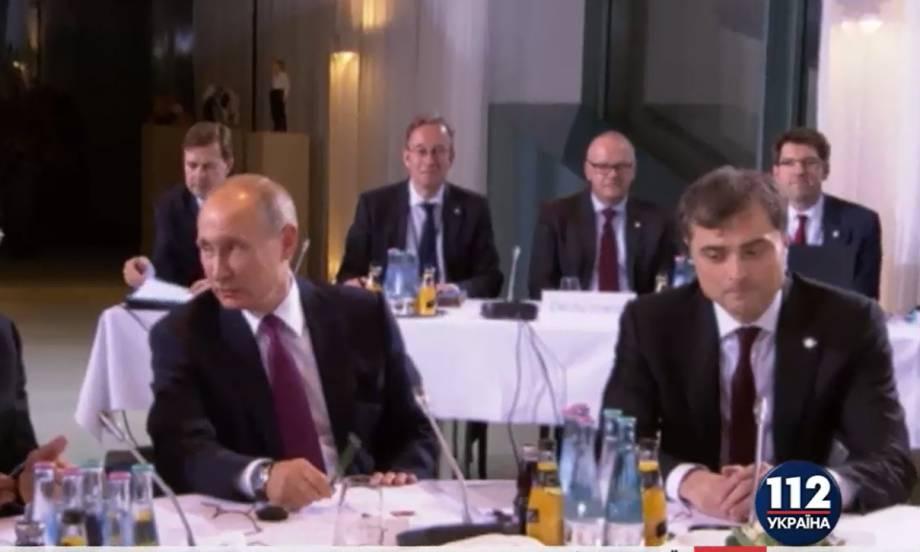 """Сурков участвует во встрече """"нормандской четверки"""" несмотря на санкции и запрет на въезд в ЕС"""