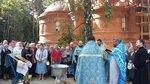 Продолжается сбор пожертвований на строительство Донского храма.   Строительство началось во II квартале 2014г., работы продолжаются в этом году