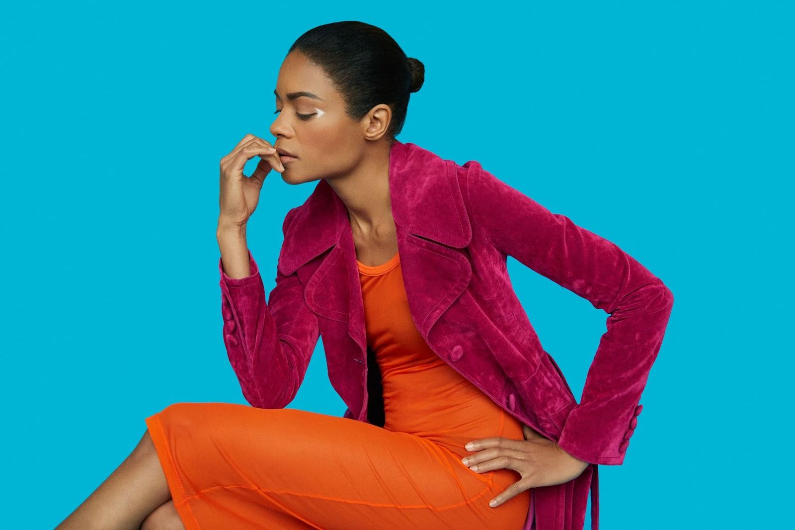 Naomi smith fashion stylist 1990s in