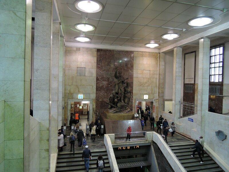Станция Партизанская