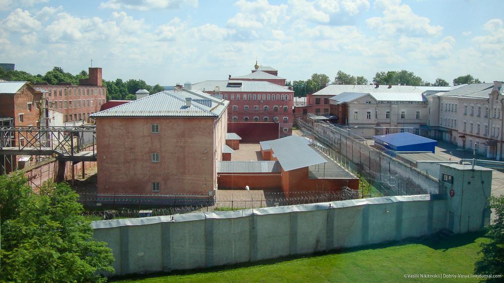 Владимирский централ экскурсия фото