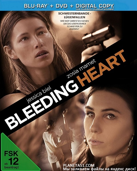 Родная кровь / Bleeding Heart (2015/BDRip/HDRip)