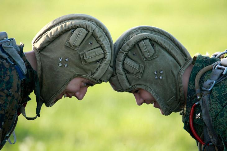 Российские военные (27 фото)