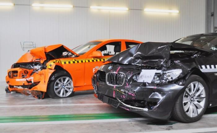 Безопасность прежде всего: 8 авто, которые стали лучшими на краш-тесте (18 фото)
