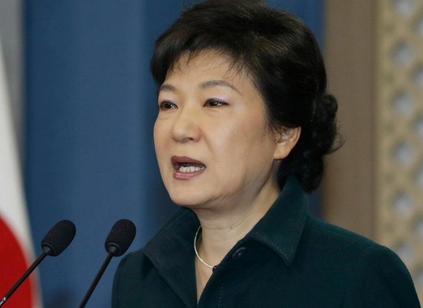 Пак Кын Хе: Система ПРО вЮжной Корее ненаправлена против РФ