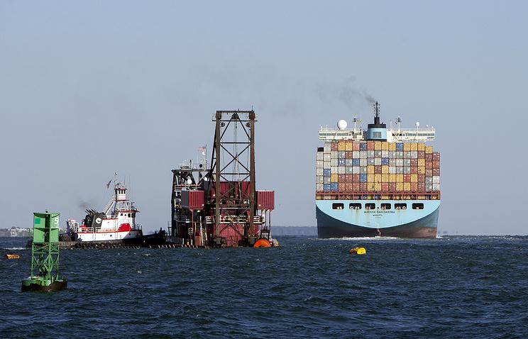 Maersk разделит энергетическую итранспортную группы