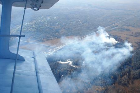 Камеры для мониторинга залесными пожарами устанавливают вХабаровском крае