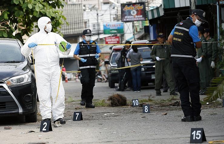 Жертвами атак сепаратистов вТаиланде стали 3 человека