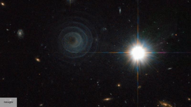 Ученые отыскали новейшую звезду, затмеваемую неведомым объектом