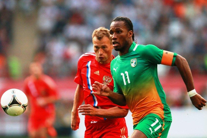 Кот-д'Ивуар: РФС ведёт переговоры отоварищеском матче РФ