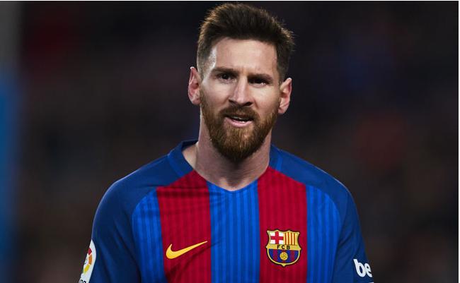 """«Месси подпишет новый договор с""""Барселоной""""»"""