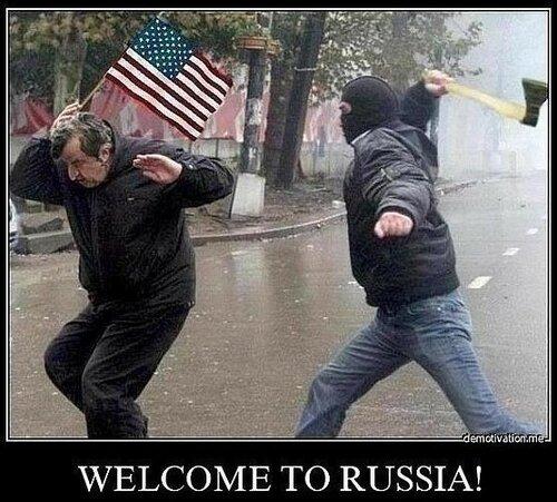 Россия и Запад: Политика в картинках #32
