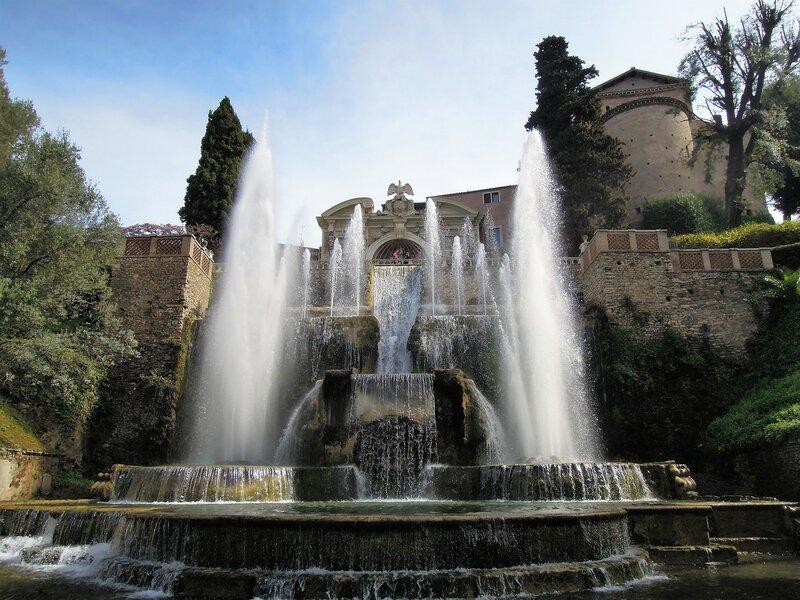 Италия, Тиволи