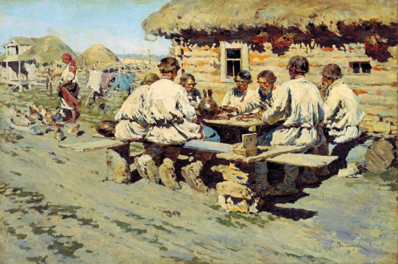 О пищевых запретах на Руси