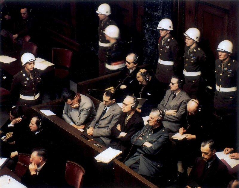 Нюрнберг 1946