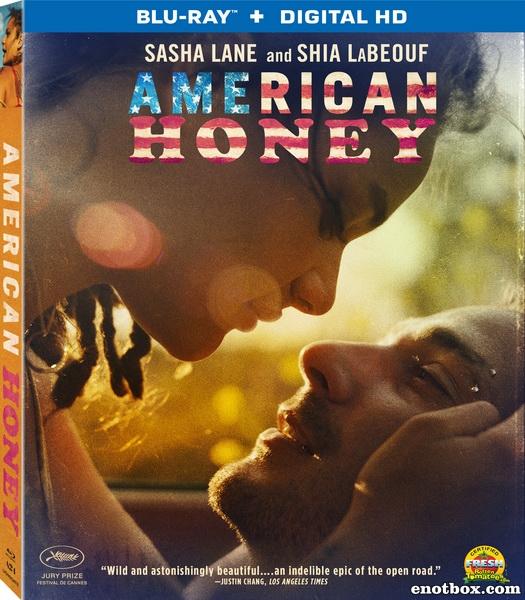 Американская милашка / American Honey (2016/BDRip/HDRip)